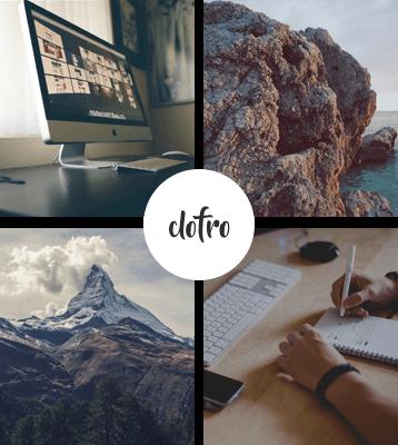 clofro web tasarım, özgün tasarım